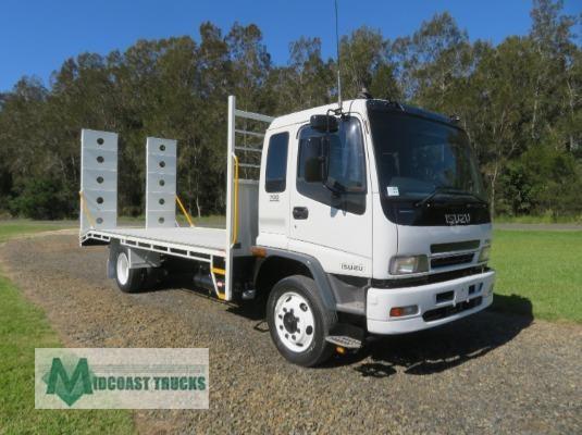 2007 Isuzu FSR700 Midcoast Trucks - Trucks for Sale