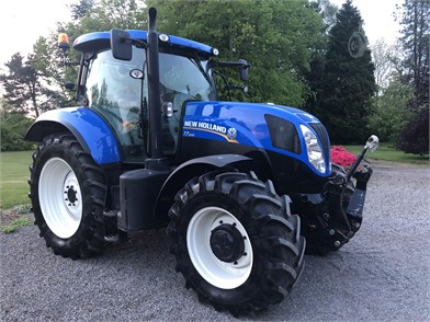 NEW HOLLAND T7 200 For Sale By Pat Timmins Tractors - 1 Listings