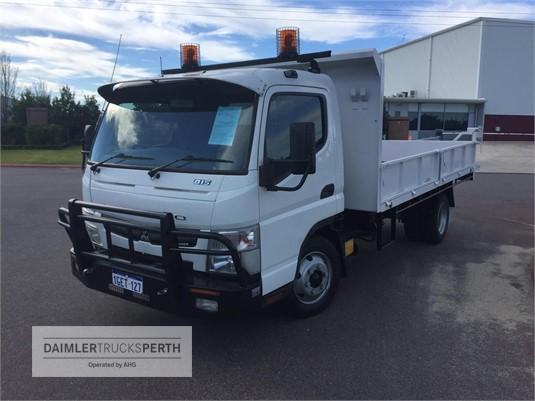 2011 Fuso Canter 815 Wide Daimler Trucks Perth - Trucks for Sale