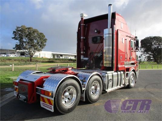 2012 Kenworth K200 CTR Truck Sales - Trucks for Sale