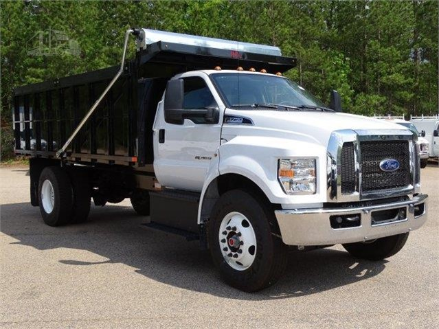 2019 FORD F750 For Sale In Cary, North Carolina