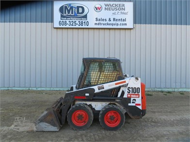 BOBCAT S100 For Sale - 9 Listings | MachineryTrader com - Page 1 of 1