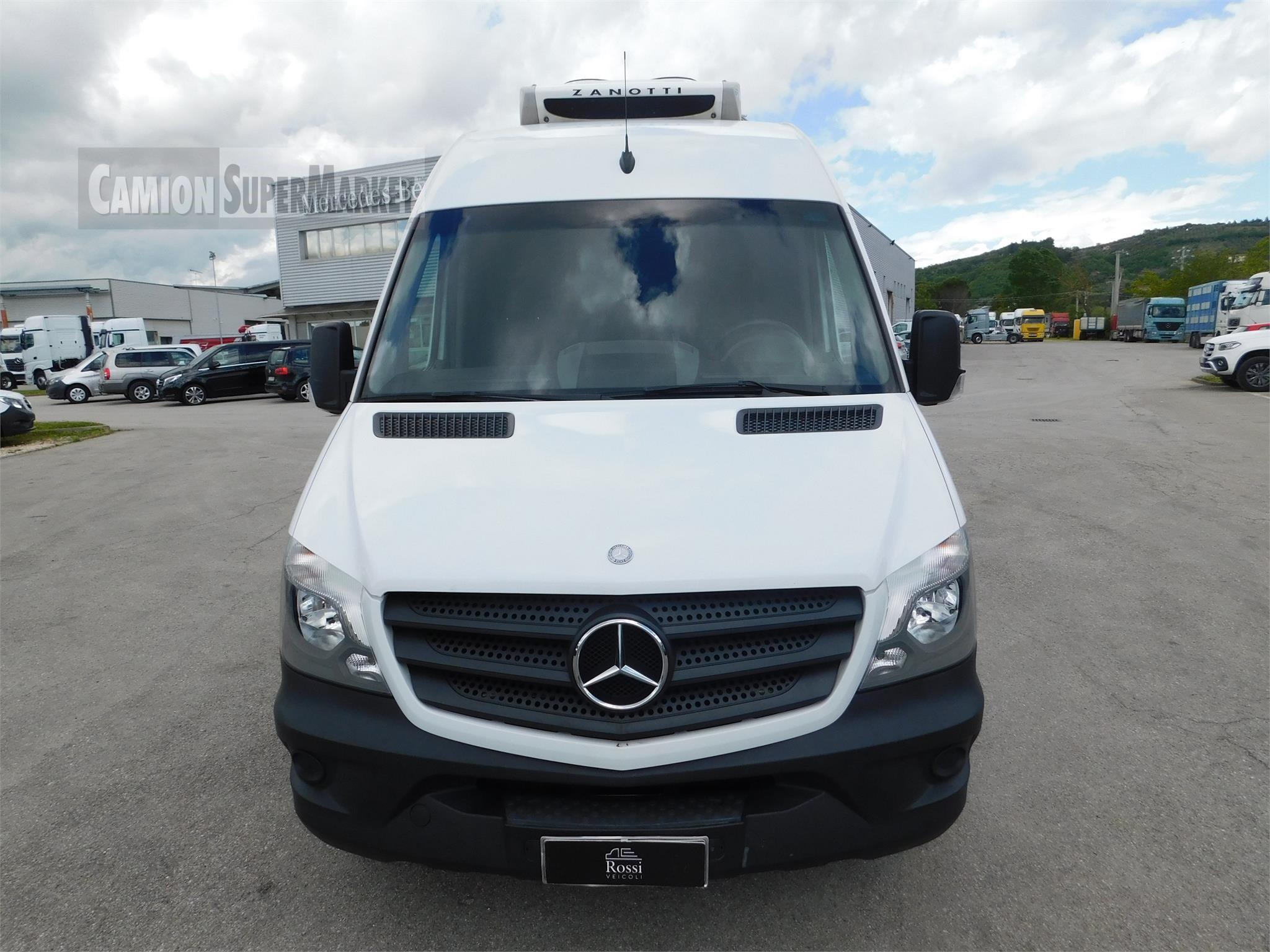 Mercedes-Benz SPRINTER 316 Usato 2015 Umbria
