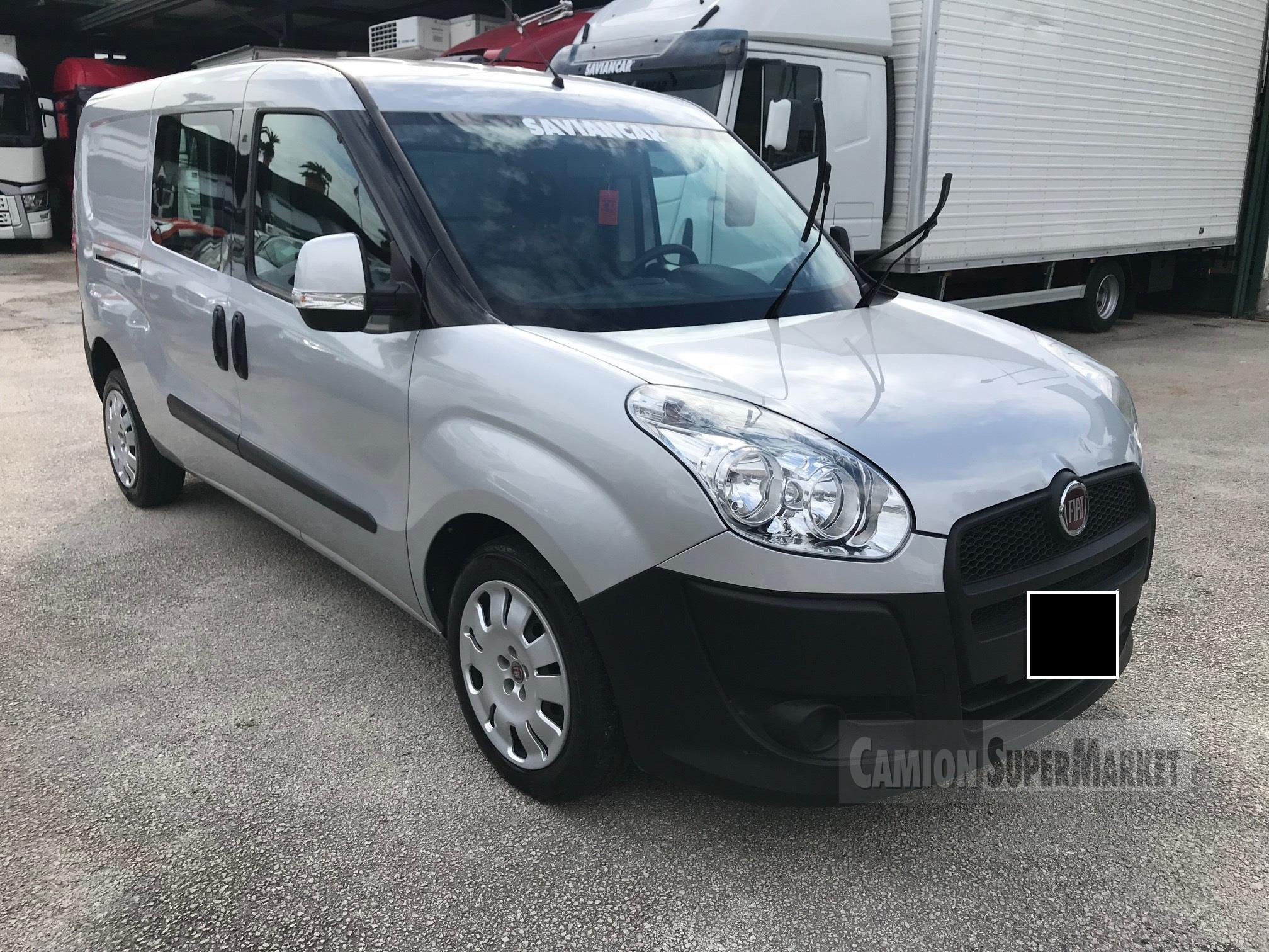 Fiat DOBLO XL Uzywany 2011