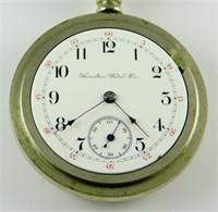 Hamilton, scarce early 7J pocket watch
