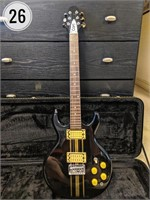 Music Auction Guitars, LPs, Stereo Equip +++