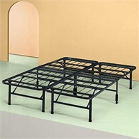 SMART BASE MATTRESS FOUNDATION PLATFORM BED FRAME