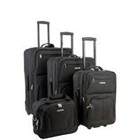 ROCKLAND SYDNEY COLLECTION LUGGAGE 4 PIECE