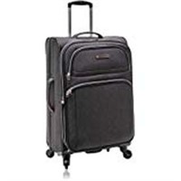 """AIR CANADA 28"""" EXPANDABLE UPRIGHT SUITCASE"""