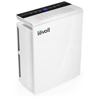 LEVOIT AIR PURIFIER WITH TRUE HEPA AND ACTIVE