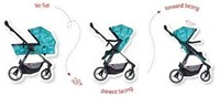 PHIL AND TEDS MOD STROLLER IN 3 MODES