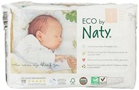 NATY BY NATURE BABYCARE ECO-FRIENDLY DIAPERS FOR