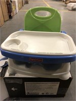 HEALTHY CARE DELUX BOOSTER SEAT (USED)