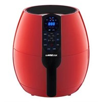 GO WISE USA PROGRAMMABLE AIR FRYER