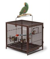 MIDWEST POQUITO AVIAN HOTEL BIRD CAGE 14X18X14