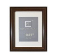 """11X14"""" BROWN PICTURE FRAME BY NEXXT"""