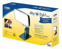 CAREX DAY LIGHT SKY BRGHT LIGHT THERAPY LAMP