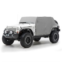 SMITTY BILT CAB COVER IN GRAY