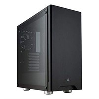 CORSAIR TEMPERED GLASS MID TOWER GAMING CASE