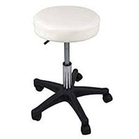 GREENLIFE ROLLING STOOL(NOT ASSEMBLED)