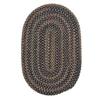 BRAIDED AREA RUG 2ft WIDE