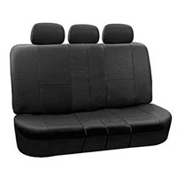 FH GROUP PU LEATHER CAR SEAT COVER