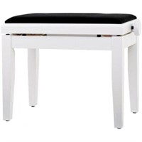 ADJUSTABLE HEIGHT PIANO BENCH