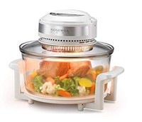 ROSEWILL INFRARED HALOGEN CONVECTION OVEN