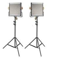 NEEWER 2PACK DIMMABLE BI-COLOR 480 LED VIDEO LIGHT
