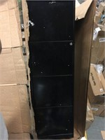 """4 DRAWER FILE CABINET IN 50""""H APPROX"""