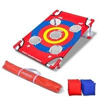 GO SPORTS PORTABLE TOSS GAME (NOT ASSEMBLED)