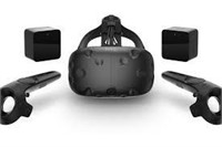 HTC VIVE VIRTUAL REALITY (VR CAPABLE COMPUTER)