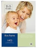 MCS CLEAR BOX FRAME 18 BY 24 INCH