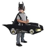 THE BATMOBLE EXTRA SMALL-2-4 YRS OLD