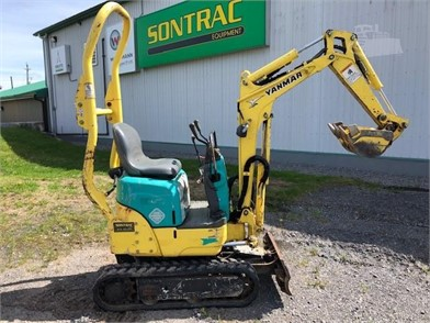 Yanmar Mini Up To 12000 Lbs Excavators For Sale In Canada 24