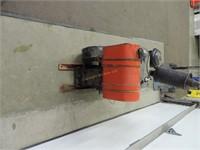 Wisconsin Single Cylinder Crank Start Engine   Bid Kato