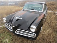 March 18th Studebaker & Car Auction