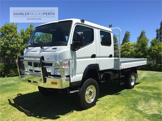 2018 Fuso Canter 715 Wide Daimler Trucks Perth - Trucks for Sale