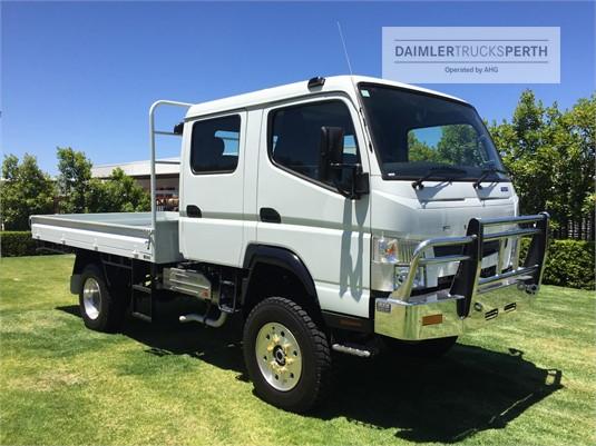 2018 Fuso Canter 715 Wide Daimler Trucks Perth - Trucks for Sale