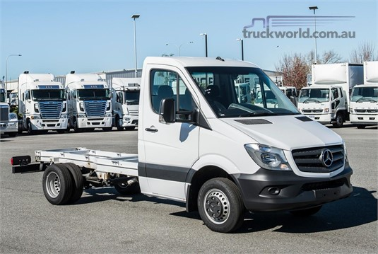 2018 Mercedes Benz Sprinter 516 - Truckworld.com.au - Light Commercial for Sale