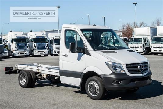 2018 Mercedes Benz Sprinter 516 Daimler Trucks Perth - Light Commercial for Sale