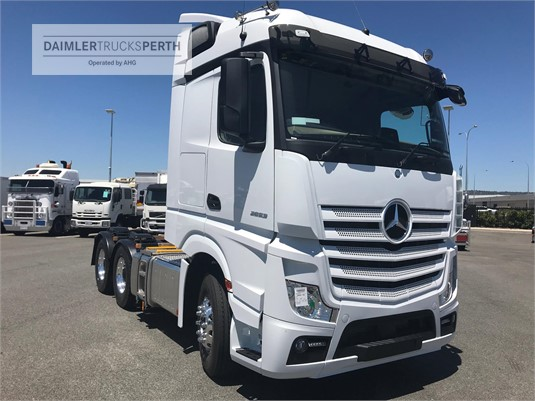 2019 Mercedes Benz Actros 2653LS Daimler Trucks Perth - Trucks for Sale