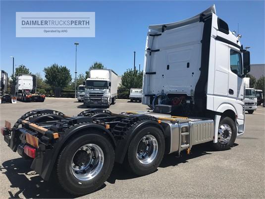 2019 Mercedes Benz Actros 2653LS Daimler Trucks Perth - Trucks for Sale