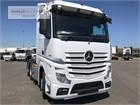 2019 Mercedes Benz Actros 2658LS Prime Mover