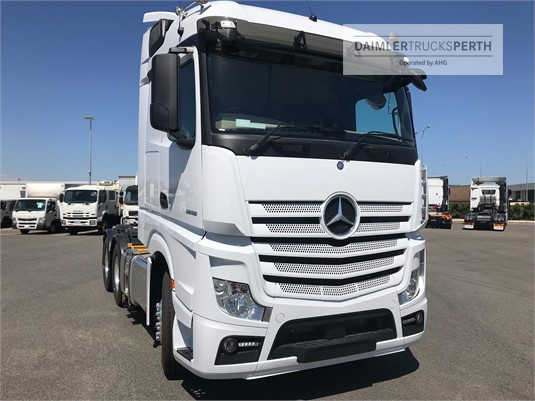 2019 Mercedes Benz Actros 2658LS Daimler Trucks Perth - Trucks for Sale