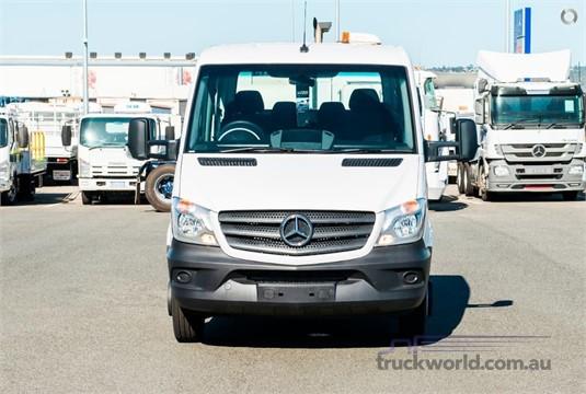 2018 Mercedes Benz Sprinter 516 Cdi - Truckworld.com.au - Light Commercial for Sale