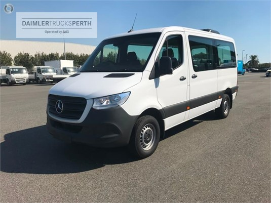 2019 Mercedes Benz Sprinter 319 Cdi Daimler Trucks Perth - Light Commercial for Sale