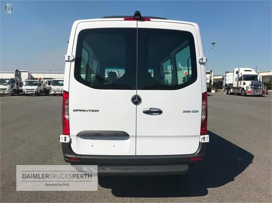 2019 Mercedes Benz Sprinter 319 Cdi Daimler Trucks Perth - Light Commercial for Sale