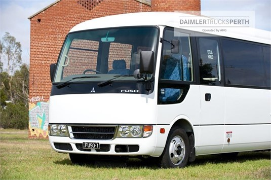 2019 Fuso Rosa BE64DJRMDFAF Daimler Trucks Perth - Buses for Sale