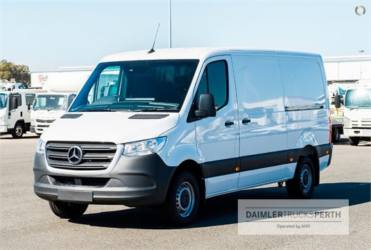 2019 Mercedes Benz other Daimler Trucks Perth - Light Commercial for Sale